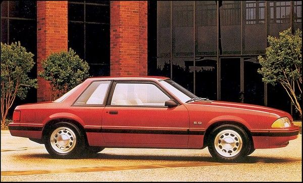 1987 Ford Mustang GT LX