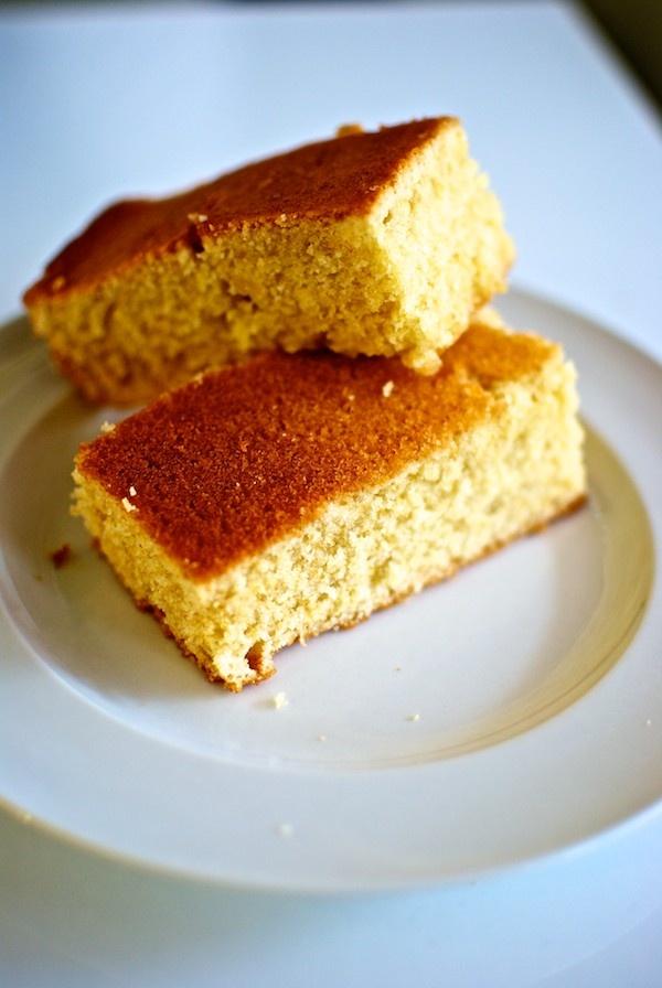 Butter Sponge Cake Sobao