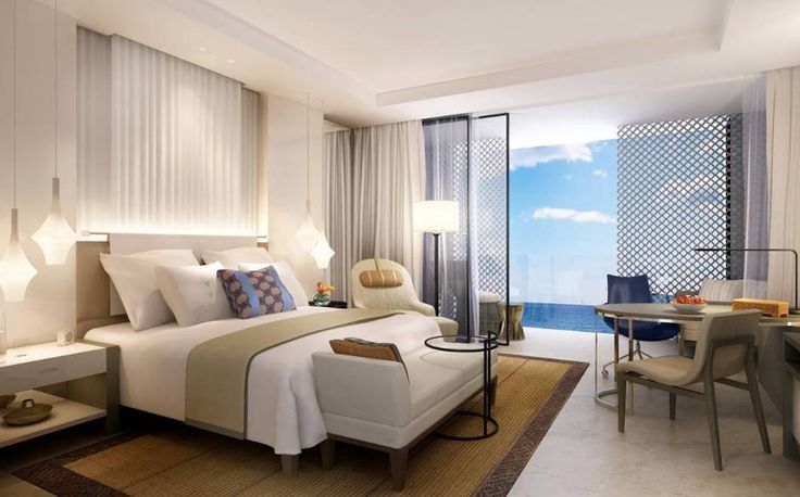 The only oceanfront hotel in the city, Four Seasons Casablanca will feature three restaurants, 29 suites and a spa