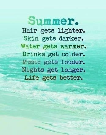 Life on both farms this summer is going to be awesome! Hit days in the sun and late nights under the stars!