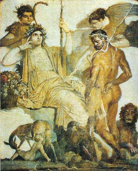 157 best images about ancient painting on pinterest for Ancient mural villa