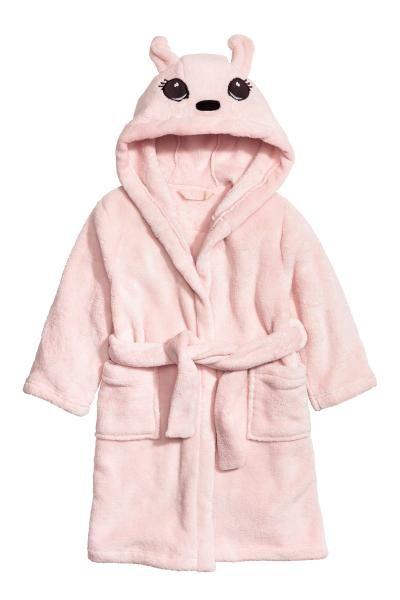 Robe de chambre en polaire Robe de chambre en polaire doux et