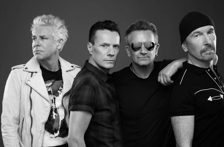 HAPPY 40th BIRTHDAY, U2!  Rick here: 40 years ago, they got together in Larry Mullen Jr.'s kitchen to talk about forming a band. From there on, it all started...  My favorite band in the whole universe.  These 4 guys inspire me everyday. They're part of my life.And they improve it everyday with their magic. Thank you for giving out your love to us,it's entirely mutual.  Congratulations,guys!  #Happy40thBirthdayU2 #HappyBirthdayU2 #U2 #Bono #TheEdge #Edge #AdamClayton #LarryMullenJr…