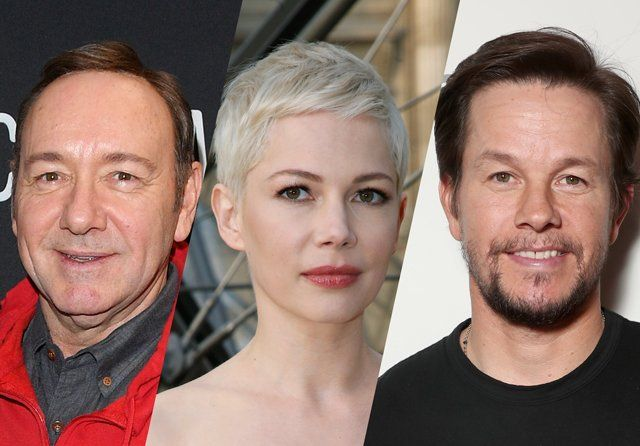 #Mark Wahlberg, Michelle Williams & Kevin Spacey Join Getty Kidnap Drama
