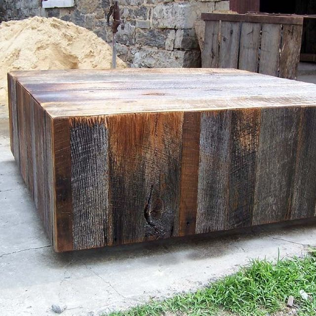 42 best pot rack images on pinterest kitchen ideas pot for Reclaimed wood pot rack