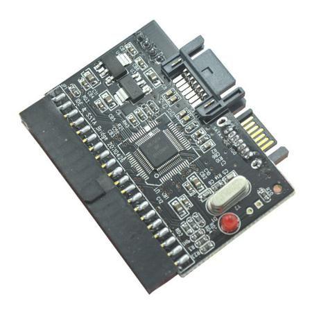 IDE to SATA or SATA to IDE Converter Adaptor ATA 100/133 Bi-Directional Card  — 237.63 руб. —