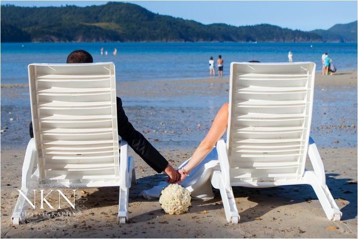 Tara & Scott - Hamilton Island Wedding Photography - Catseye Beach - NKN Photography