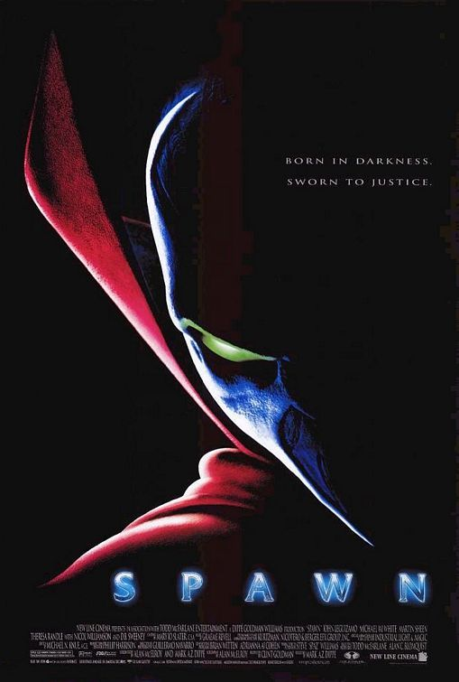 Spawn (it was good.. but, it could of been a lot better, if it were rated R)