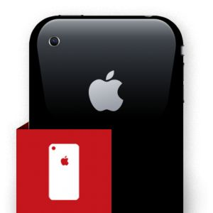 Eπισκευή πίσω όψης iPhone 3G