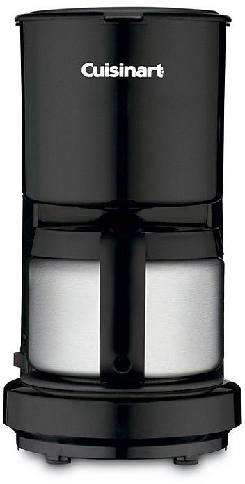 Cuisinart 4-Cup Thermal Coffee Maker by