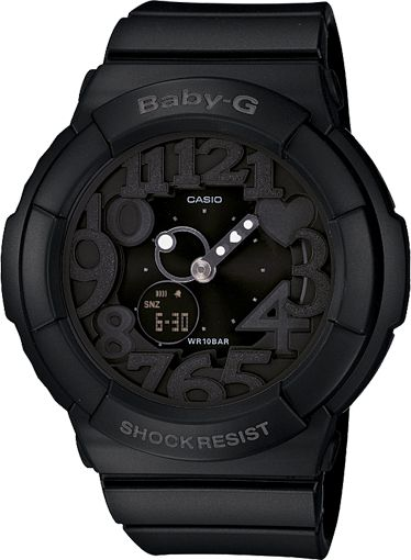 My new Baby G Shock my hubby got me! Can't wait to wear it!