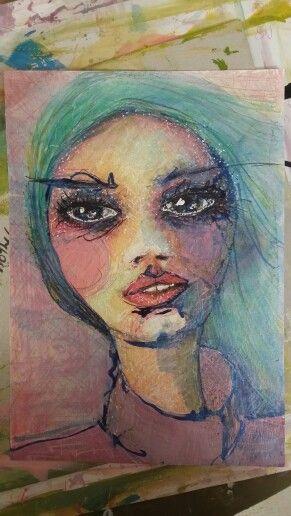 Luisa manea illustrations mobile 0419956309