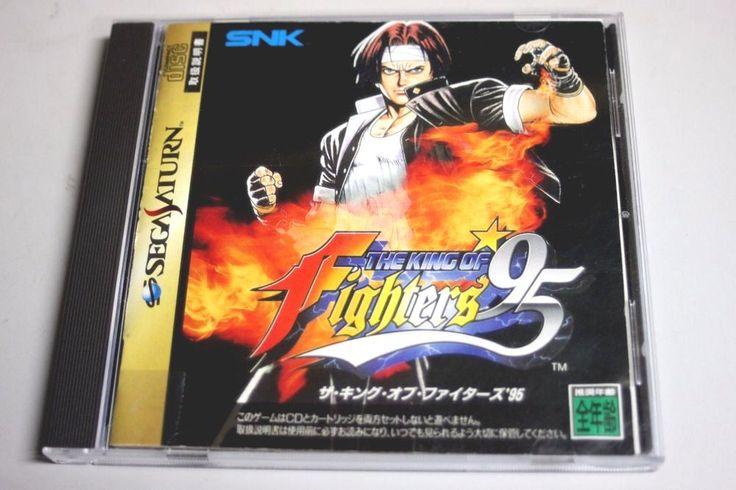 #sega saturn snk king of fighters 95 japan from $5.99