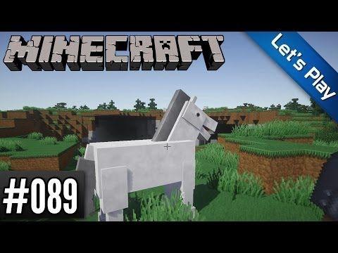 ▶ Let's Play Minecraft #089 - Abenteuer auf dem Pferdehof ohne Pferd [deutsch HD] - YouTube