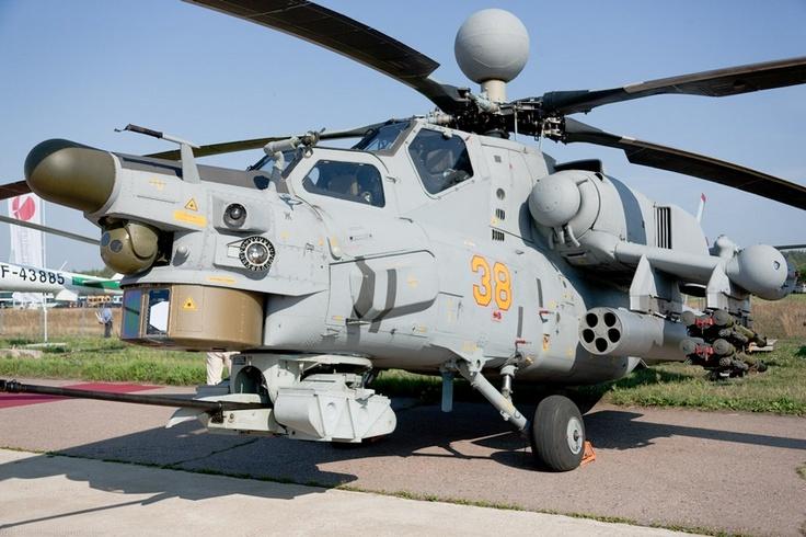 Mil Mi-28 Havoc Attack Helicopter