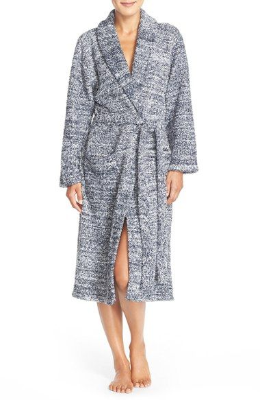 Free shipping and returns on Barefoot Dreams® CozyChic® Robe (Nordstrom Online Exclusive) at Nordstrom.com. Perfect for cozy evenings at home, a cushy robe is made from CozyChic®, a machine-washable microfiber that won't ever shrink or pill.