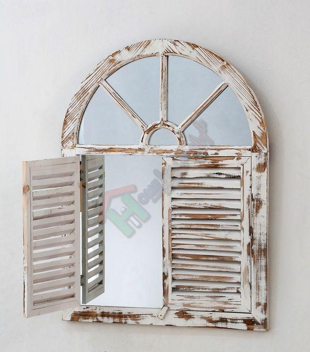 Oltre 25 fantastiche idee su specchio shabby chic su pinterest - Specchio shabby maison du monde ...