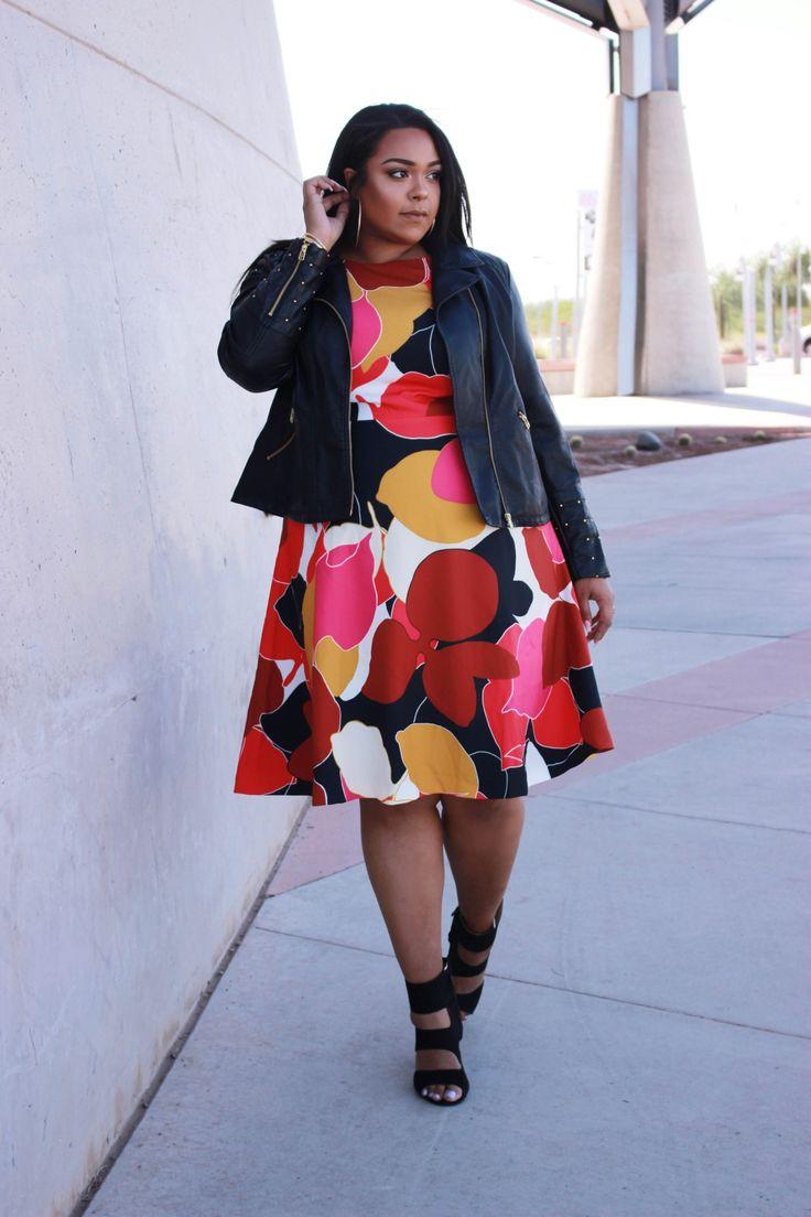 Plus Size Fashion for Women - Plus Size Dress #plussize