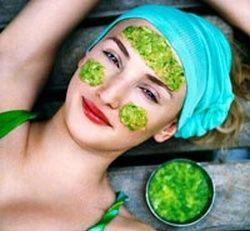 Овощные маски для лица
