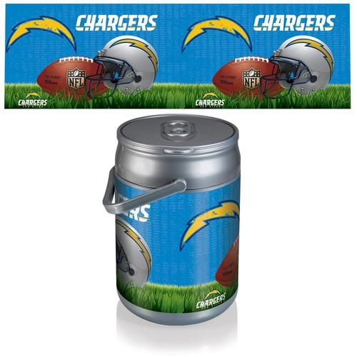San Diego Chargers Portable Tailgating Can Cooler & Seat