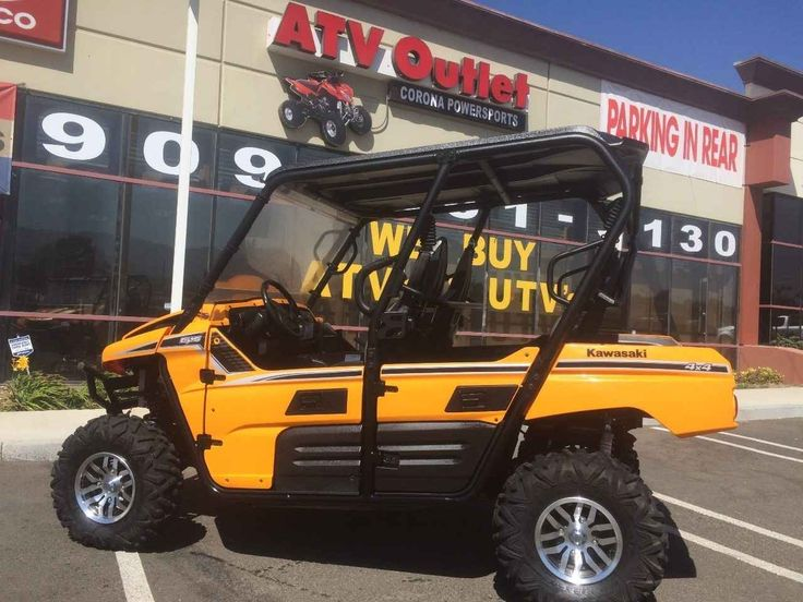 Used 2013 Kawasaki TERYX 4 LE 800 EPS ATVs For Sale in California. 2013 KAWASAKI TERYX 800 LE-4 EPS 4X44 SEATS POWER STEERING 4X4 WITH DIFF LOCK MINT CONDITION LIKE NEW 28 HOURS ORIGINAL. 0 DOWN 0 INTEREST FINANCING AVAILABLE. WE ALSO SELL PRE OWNED HONDA YAMAHA SUZUKI KAWASAKI BOMBARDIER POLARIS CAN AM KYMCO ARCTIC CAT HISUN ATVS UTV SIDE BY SIDE.
