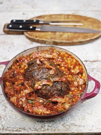 Jamie's meatloaf | Jamie Oliver