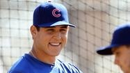 Anthony Rizzo, the Cubs top prospect to make long-awaited Cubs debut Tuesday 6/26/12 against the Mets. Let's welcome him Cub Fans!