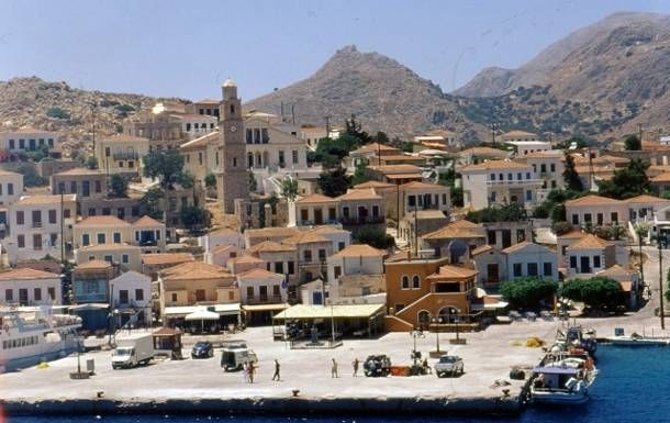 Halki - a bit isolated but nice and very quiet!