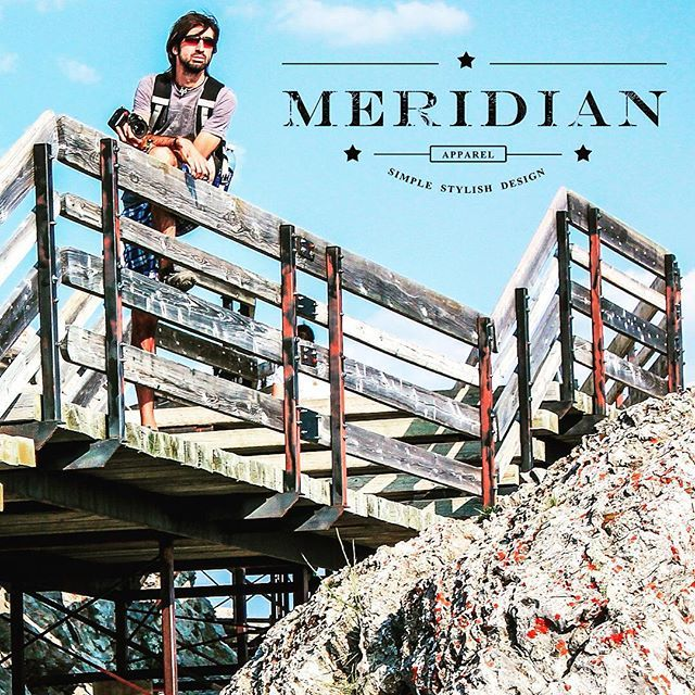 Dare to dream #mountains #shopmeridianapparel #meridian #banff #travel #adventure #tshirt #clothing #sun