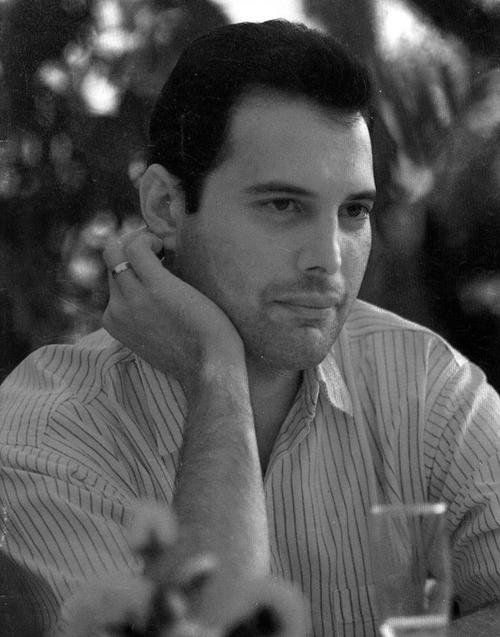 Freddie Mercury - beautiful voice, beautiful soul, and a beautiful person as a whole