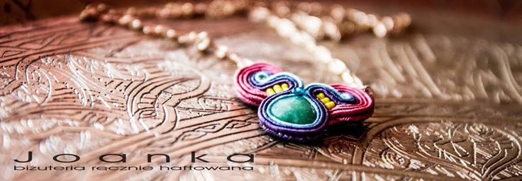 Joanka soutache jewelry