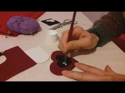 Sevgililer Günü Hediye 1 - Kendin Yap - DIY / Svd Yapım - YouTube