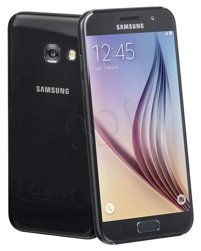 SMARTFON SAMSUNG GALAXY A3 (A320F) 16GB 4,7 CZARNY LTE
