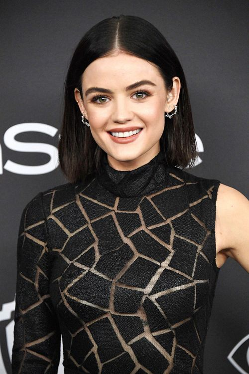 Lucy Hale at the 18th Annual Post-Golden Globes Party hosted by Warner Bros. Pictures and InStyle at The Beverly Hilton Hotel in Beverly Hills | January 8th, 2017