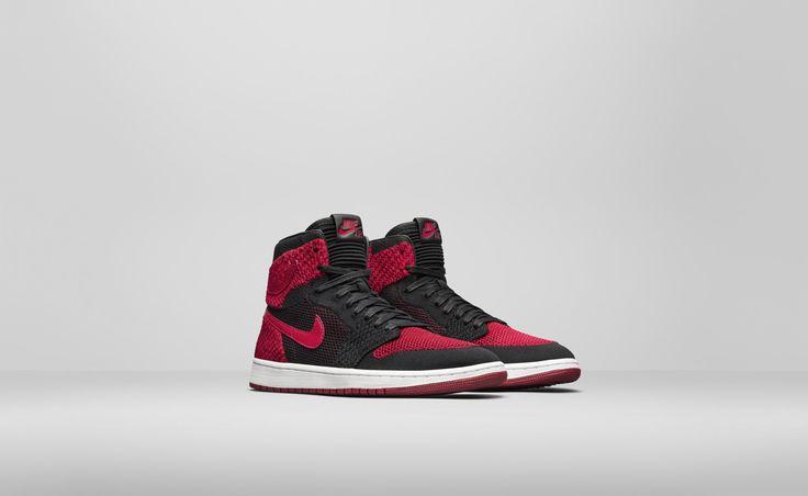 Nike Air Jordan 1 Retro Flyknit(919704-001) Banned  Bred USD 140 HKD 1100 Pre Order Now #solecollector #dailysole #kicksonfire #nicekicks #kicksoftoday #kicks4sales #niketalk #igsneakercommuinty #kickstagram #sneakflies #hyperbeast #complexkicks #complex #jordandepot #jumpman23 #nike #kickscrew #kickscrewcom #adidas #nikes #black #summr #hk #usa #la #ball #random #girl