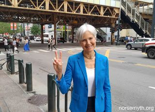 MY INTERVIEW WITH JILL STEIN, Green Party Presidential Candidate: When I spoke with Dr. Jill Stein in Chicago, she became the first presidential candidate to publicly demand equal rights for practitioners of Ásatrú & Heathenry (Norse & Germanic religions) in the U.S. Army, where chaplains have long blocked their calls for religious recognition. http://www.norsemyth.org/2016/09/interview-with-jill-stein-green-party.html