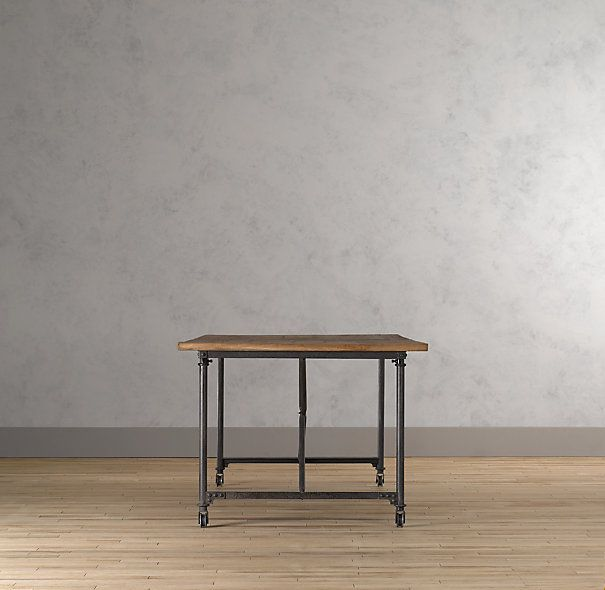 Flatiron Dining Tables restoration hardware Dining  : db9f0fb6dc4efd9c3371802a6bf06bdd flatiron restoration hardware from www.pinterest.com size 605 x 590 jpeg 32kB
