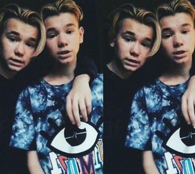Marcus and Martinua <3