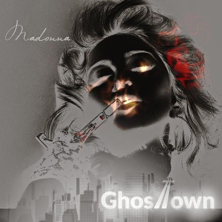 MADONNA – GHOSTTOWN (VINCENT PERQUIN REMIX)