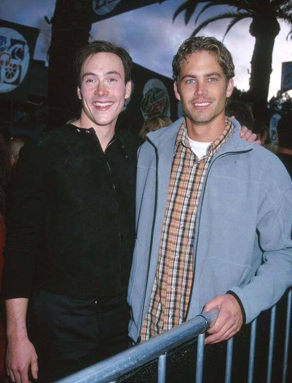 Paul and Chris Klein