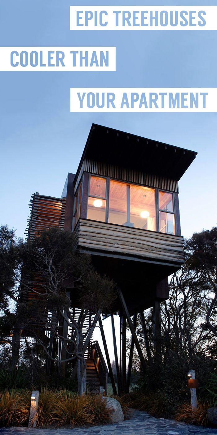 These aren't for your average backyard. Here are some of the most amazing tree house designs from around the world.