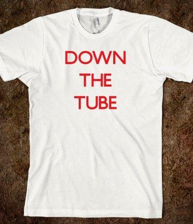 DOWN THE TUBE #down_the_tube #schm_art