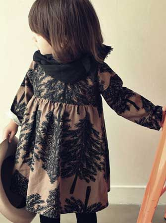 tree line dress!