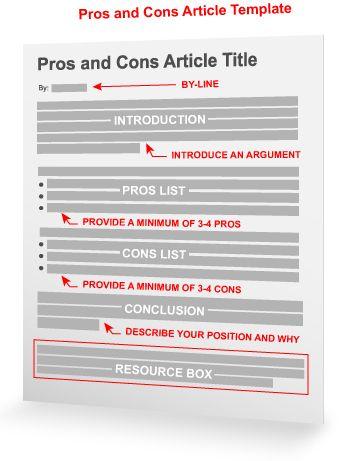 Pros cons e commerce essays