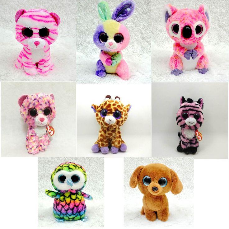 $5.87 (Buy here: https://alitems.com/g/1e8d114494ebda23ff8b16525dc3e8/?i=5&ulp=https%3A%2F%2Fwww.aliexpress.com%2Fitem%2F2016-Hot-Ty-Beanie-Boos-Big-Eyes-Small-Unicorn-Plush-Toy-Doll-Kawaii-Stuffed-Animals-Collection%2F32666565608.html ) 2016 Hot Ty Beanie Boos Big Eyes Small Unicorn Plush Toy Doll Kawaii Stuffed Animals Collection Lovely Children's Gifts for just $5.87