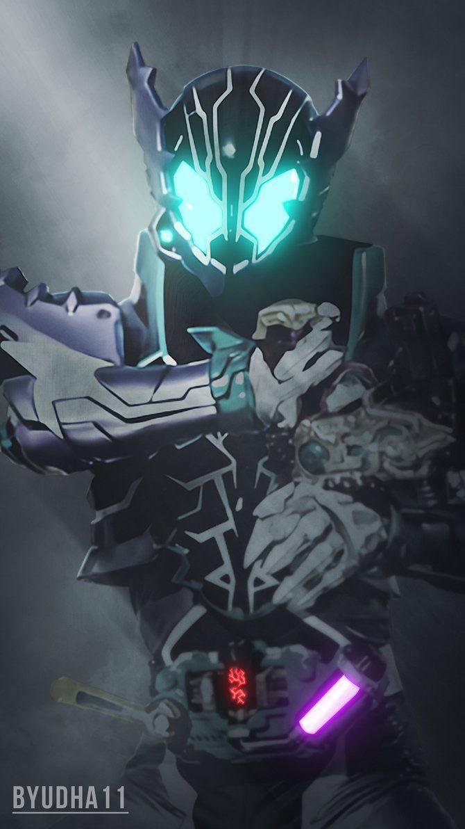 Kamen Rider Rogue Wallpaper by Byudha11