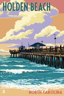 51 best obsession holden beach nc images on pinterest for Holden beach fishing pier