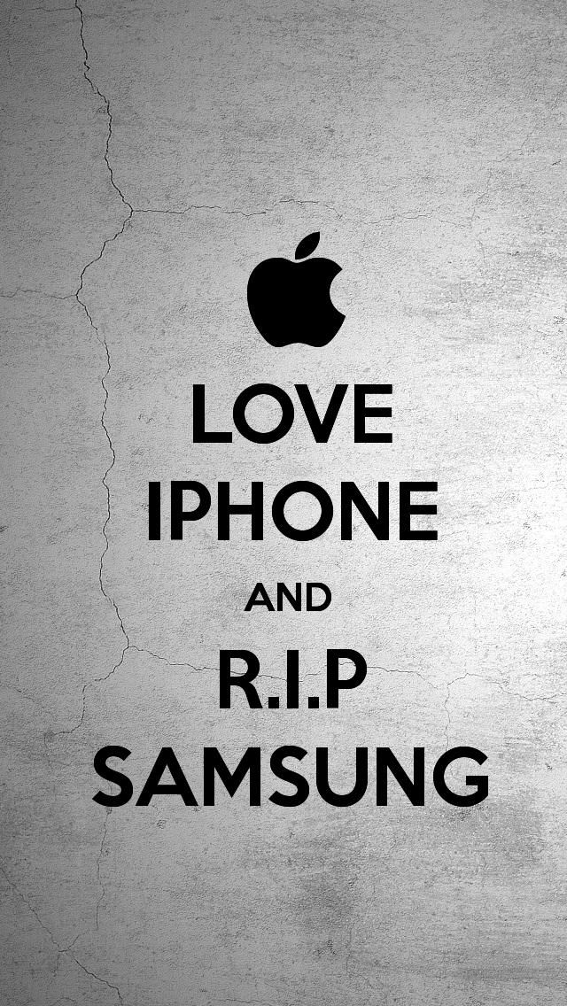 LOVE IPHONE AND R.I.P