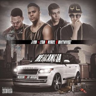 Urban-Music-Word: Juhn Ft. Lyan, Noriel & Miky Woodz – Mercancia