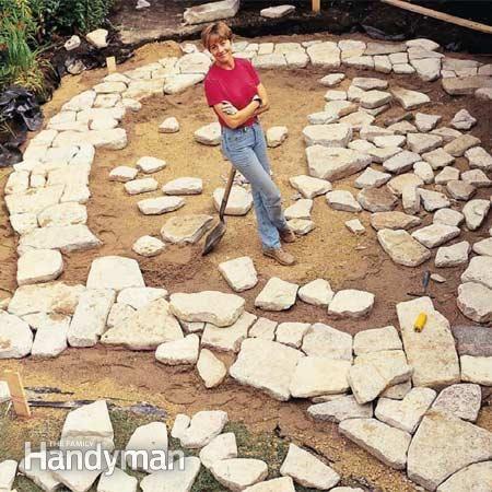 17 best images about patio on pinterest | survival, stone patios ... - Diy Brick Patio Ideas